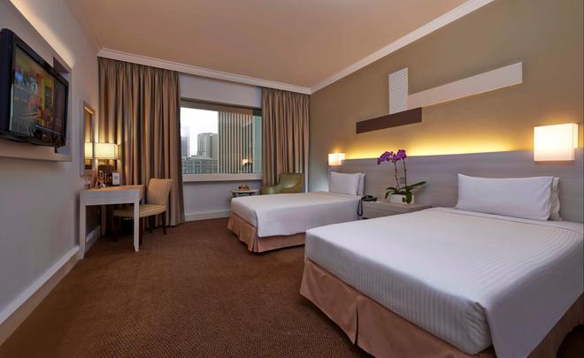 Corus Hotel Kuala Lumpur - Kuala Lumpur - Bedroom