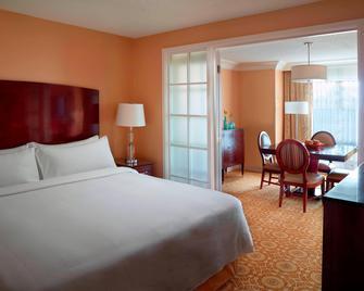 Gaithersburg Marriott Washingtonian Center - Gaithersburg - Bedroom