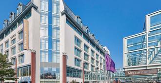 Mercure Hotel Berlin Tempelhof - Berliini - Rakennus