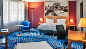 Mercure Hotel Berlin Tempelhof - Berlin - Schlafzimmer