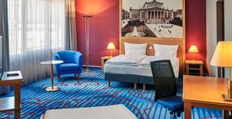 Mercure Hotel Berlin Tempelhof - ברלין - חדר שינה