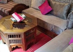 Ryad Bab Berdaine - Meknes - Sala de estar