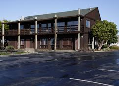 Harbor Lite Lodge - Fort Bragg - Building