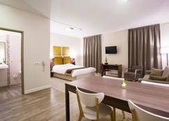 Kyriad Chambéry Centre - Curial - Chambéry - Bedroom