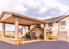 Quality Inn and Suites University - Laramie - Building