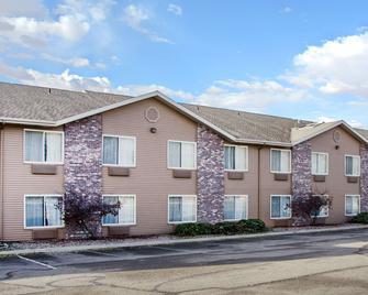 Comfort Inn Idaho Falls - Айдахо-Фолс - Здание