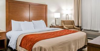 愛達荷福爾斯凱富酒店 - 愛達荷瀑布市 - 愛達荷福爾斯 - 臥室