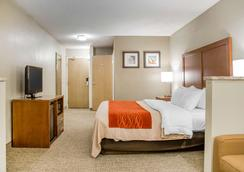 Comfort Inn - Idaho Falls - Bedroom