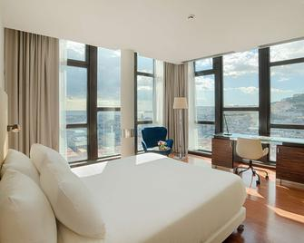 NH Napoli Panorama - Неаполь - Bedroom