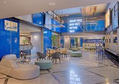那不勒斯大使 NH 酒店 - 那不勒斯 - 那不勒斯/拿坡里 - 大廳