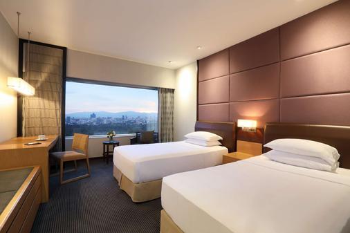 Hyatt Regency Mexico City - Mexico City - Bedroom