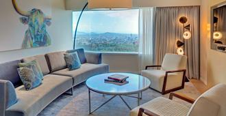 Hyatt Regency Mexico City - Mexico City - Living room