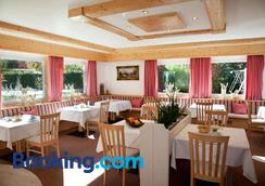 Pension Larchenhof - Naturno - Restaurant
