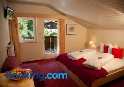 Pension Larchenhof - Naturno - Bedroom