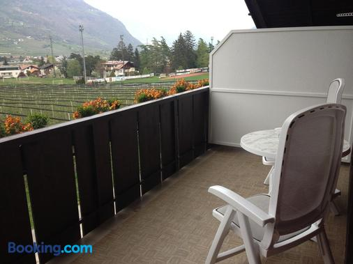 Pension Larchenhof - Naturno - Balcony