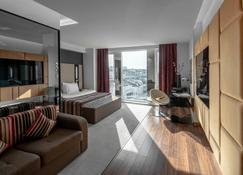 11 Mirrors Design Hotel - Κίεβο - Κρεβατοκάμαρα