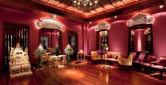 โรงแรมโนโวเทล สุวรรณภูมิ แอร์พอร์ต - กรุงเทพมหานคร - เลานจ์