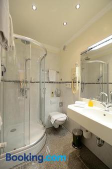Hotel Mittelweg - Hamburg - Bathroom