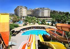 Mukarnas Spa Resort - Alanya - Pool