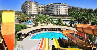 Mukarnas Spa & Resort Hotel - Alanya - Pool