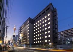 天然温泉花蛍の湯ドーミーインpremium京都駅前 - 京都市 - 建物