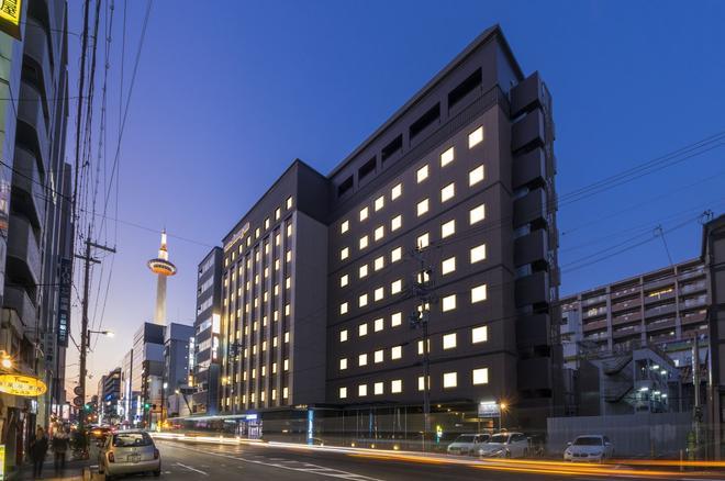 天然溫泉 花蛍之湯 多美迎premium京都站前 - 京都 - 建築