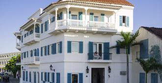 Hotel Boutique Bovedas de Santa Clara - Cartagène - Bâtiment