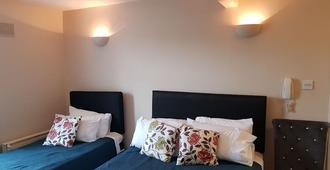Kgt House - דבלין - חדר שינה