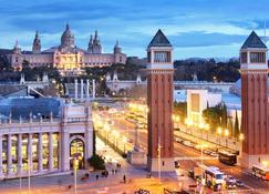 Novotel Barcelona City - Barcelona - Outdoors view