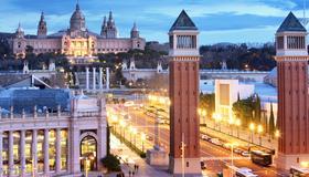 Novotel Barcelona City - Barcellona - Vista esterna