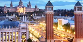 Novotel Barcelona City - ברצלונה - נוף חיצוני
