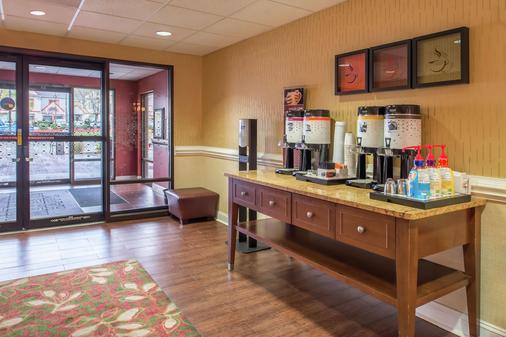 Hampton Inn Columbia Northeast-Fort Jackson Area, SC - Columbia - Buffet