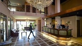Hotel Garni Geisler - Cologne - Front desk