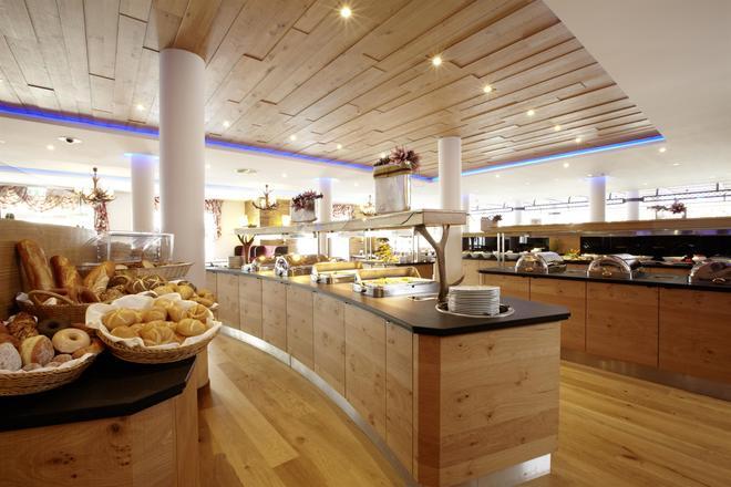 Best Western PLUS Hotel Willingen - Willingen (Hesse) - Buffet