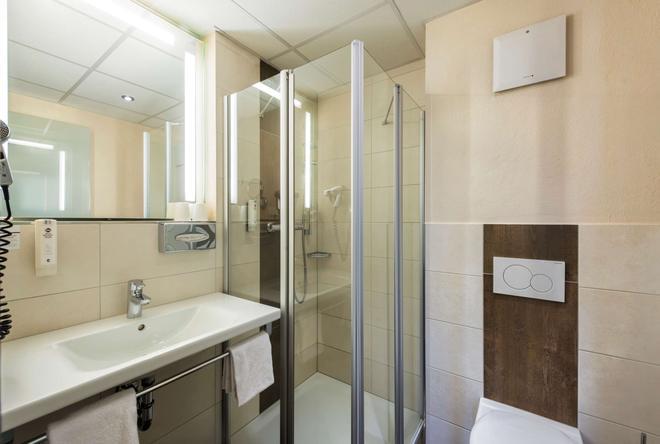 Best Western PLUS Hotel Willingen - Willingen (Hesse) - Kylpyhuone