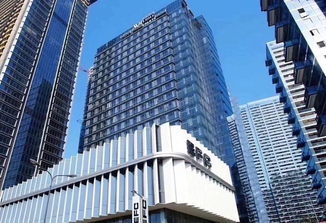 Oakmade International Service Apartment - Hangzhou - Building