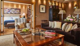 Hotel Silken Al Andalus Palace - Sevilla - Sala de estar