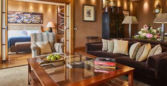 Hotel Silken Al Andalus Palace - סביליה (ספרד) - סלון