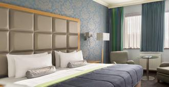 Stratford Manor Hotel - סטרטפורד אפון-אבון - חדר שינה