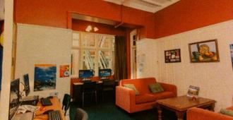 Stafford Gables Hostel - Dunedin - Sala de estar