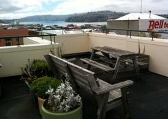 Stafford Gables Hostel - Dunedin - Μπαλκόνι