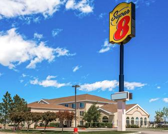 Super 8 by Wyndham Heyburn/Burley Area - Burley - Building
