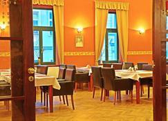 Hotel Zlaty Lev Zatec - Žatec - Restaurante