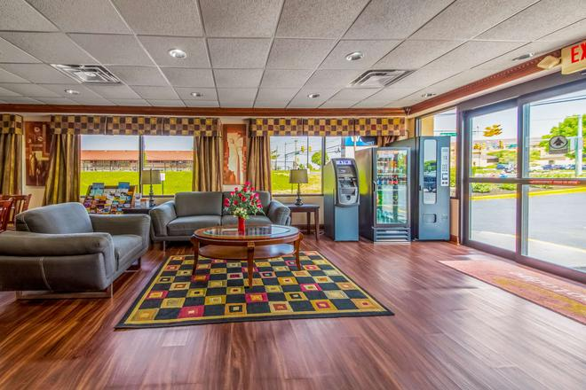 Econo Lodge - Mount Laurel - Lounge