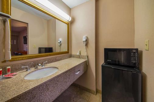 Econo Lodge - Mount Laurel - Bathroom