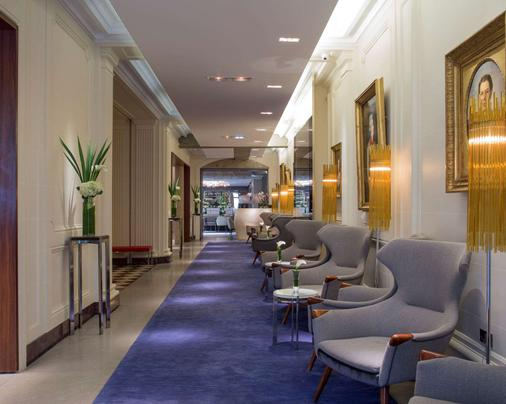 Hôtel De Sers - Παρίσι - Σαλόνι ξενοδοχείου