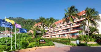 Novotel Phuket Resort - Bãi biển Patong - Toà nhà