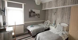 The Kensington Guesthouse - סקארבורו - חדר שינה