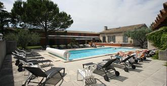 Hotel Van Gogh - Saint-Rémy-de-Provence - Piscine