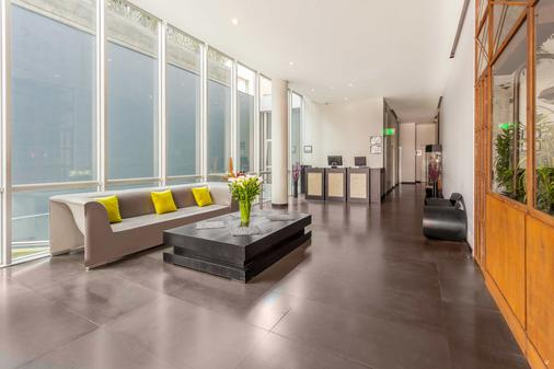 Hotel Ghl Collection 93 - Bogota - Lobby